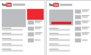 YouTube Banner Ads