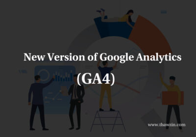 New Version of Google Analytics – GA4